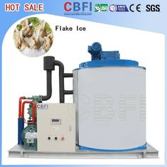 चीन 500 Kg To 60000 Kg Flake Ice Machine / Automatic Ice Machine For Cooling / Keep Fresh  आपूर्तिकर्ता
