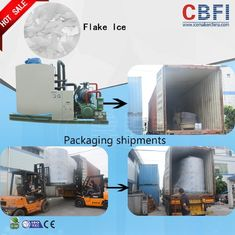 चीन Large Flake Ice Maker Machine With Automatic Controlling System फैक्टरी