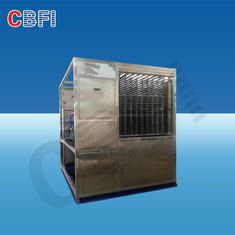 चीन R404a Refrigerant Lower Temperature Chiller / Water Cooled Chiller For Freezing Water फैक्टरी
