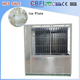 चीन 5000kg Capacity Plate Ice Machine , Automatic Ice Machine High Production फैक्टरी