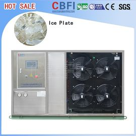 चीन Fast Food Shops Plate Ice Making Machine , Household Ice Machine Easy Operation फैक्टरी