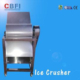 चीन CBFI Stainless Steel 304 Ice Crusher Machine For Bars / Fast Food Shops फैक्टरी