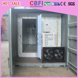 चीन Stainless Steel Panels Container Cold Room American Copeland Scroll Compressor फैक्टरी