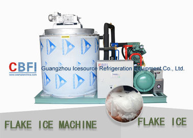 चीन One Year Warranty Flake Ice Making Machine Flake Ice Maker For Keep Fresh Seafood फैक्टरी