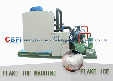 चीन Customized 10 Tons Flake Ice Machine CBFI Compressor R22 Refrigerant फैक्टरी