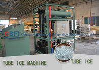 Hollow Edible Tube Ice Maker Daily Capacity 1 Ton - 30 Ton Tube Ice Machine आपूर्तिकर्ता