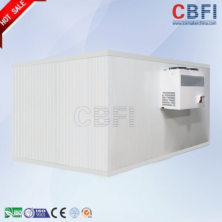 Stainless Steel Freezer Cold Room / Walk In Freezer For Food Storage आपूर्तिकर्ता